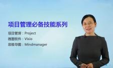 项目管理必备技能系列(Project+Visio+Mindmanager)