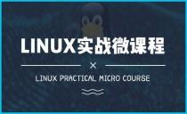 Linux实战微课视频课程