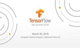 2018 TensorFlow研发者峰会