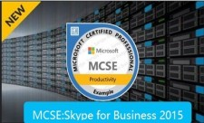 MCSE-Skype for Business 2015