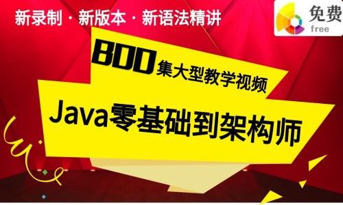 Java零基础入门全套