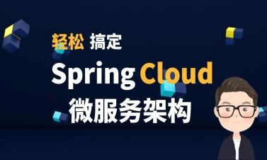 轻松搞定SpringCloud微服务/nacos consul gateway oauth jwt