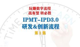 第2集|玩赚数字流程 IPMT-IPD3.0 赋能产品研发创新全新活力