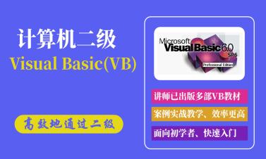 计算机二级(VB程序设计)