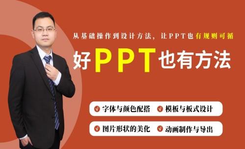 好PPT也有好方法 让PPT制作也有规则