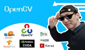 OpenCV萌新与提升